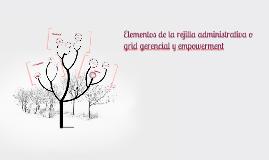 Copy of Elementos de la regilla administrativa o grid gerencial y em