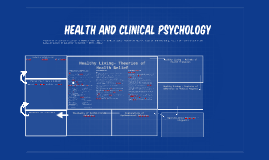 Health and Clinical Psychology