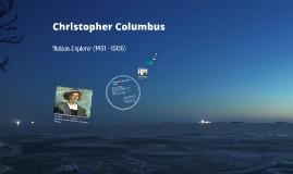 IE040 Christopher Columbus