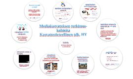 Mediakasvatuksen tutkimuskohteita
