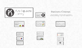 Pure Squeeze Juicery: Business Concept