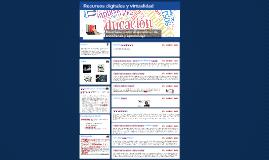 Copy of Recursos digitales y virtualidad