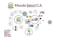 """""""Mundo Satori C.A."""""""