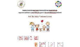 HSE-P: aspectos teóricos e contribuições para o desenvolvimento infantil