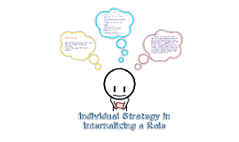 Internalizing a role
