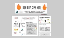 NOM-002-STPS-2010