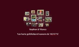 Stephan & Bianca