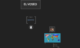 EL VOSEO