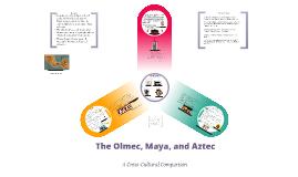 Copy of The Olmec, Maya, and Aztec