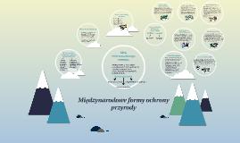 Copy of Międzynarodowe formy ochrony przyrody