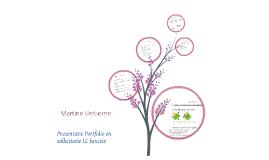 Presentatie portfolio en sollicitatie LC functie