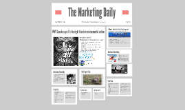 Copy of Marketing News Flash?