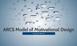 ARCS Model of Motivational Design
