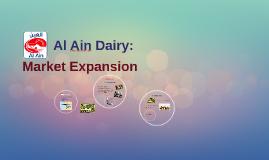 Al Ain Dairy: Market Expansion