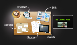 Desktop Prezumé by Carlos Correa