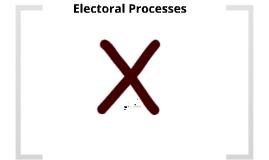 Electoral Processes