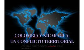 CONFLICTO CON NICARAGUA
