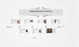 Independencia de Mexico
