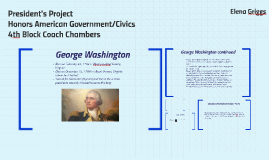 President's Project