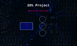 20% Project