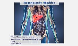 Regeneração Hepática