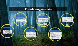Copy of Counterarguments