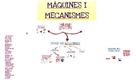 MÀQUINES I MECANISMES