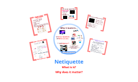 Copy of Netiquette