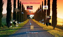 L'Epica Medievale - Piergiorgio Barletta