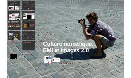 Culture numérique, EMI et images 2.0