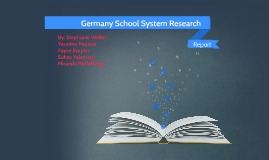 Germany School System Research Report
