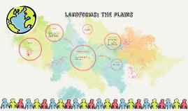 Landforms: The plains
