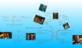Characters in Macbeth