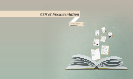 CDI et Documentation