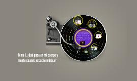 La música es un producto imprescindible de la inteligencia h
