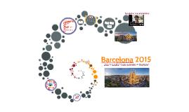 Barcelona 2015 ¿El español? ¡Sí , claro!