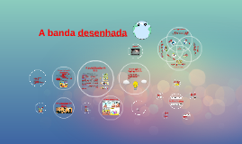 Copy of A banda desenhada