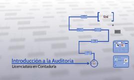 Introducción a la Auditoría