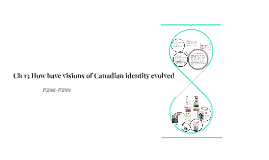 Ch 13 How have visions of Canadian identity evolved