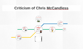 criticism of chris mccandless by aaron yoo on prezi