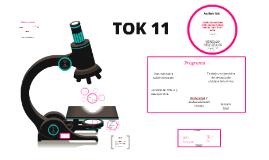 Introducción TOK 11