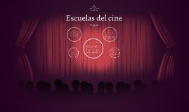 Escuelas del cine