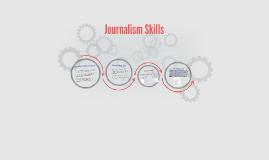 Journalism Skills