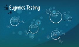 Eugenics Testing