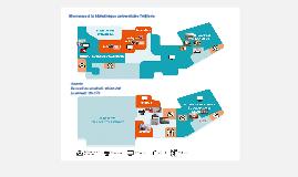 Visite de la BU Tréfilerie. Université Jean Monnet - Saint-Etienne
