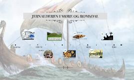 JERNALDEREN I MØRE OG ROMSDAL