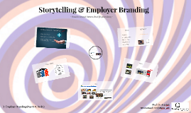 Storytelling & Employer Branding
