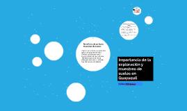 Importancia de la exploración y muestre de suelos en Guayaqu