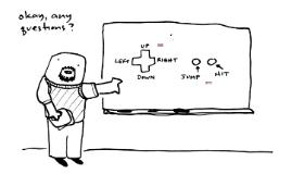 Diseño Lúdico. Mecánicas, reglas emergentes y retroalimentación.