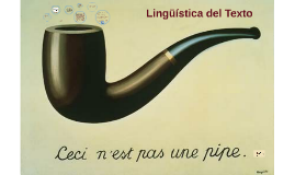 Linguística del Texto